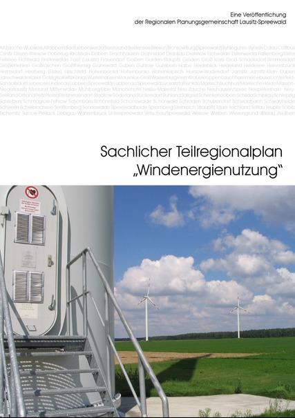 """Sachlicher Teilregionalplan """"Windenergienutzung"""""""
