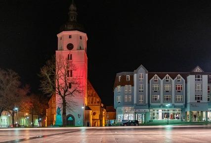 Paul-Gerhardt-Kirche (Foto:lübben.de)