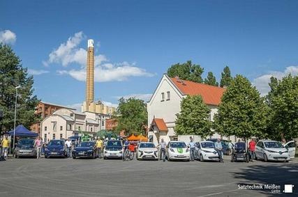 Brikettfabrik Louise (Foto: Stadt Uebigau-Wahrenbrück / Satztechnik Meißen)