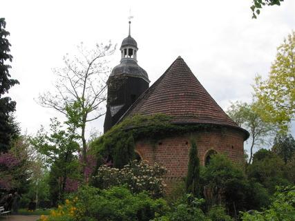 Saxdorfer Kirche (Foto: saxdorf.de)